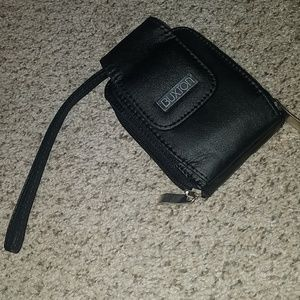BUXTON wallet wrislet phone case like NEW